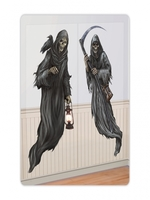 Haunted House Grim Reaper Scene Setter