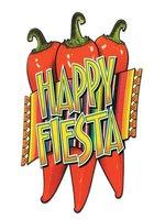 Happy Fiesta Cutout