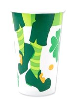 St Patrick's Day Jig Cups