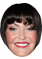 Hilary Devey Mask