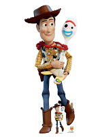 Woody & Forky Toy Story 4