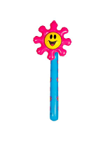 Inflatable Smiley Flower