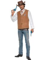 Instant Cowboy Costume