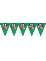 International Football Bunting