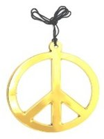 Jumbo Peace Medallion
