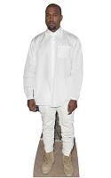 Kanye West Life Size Cardboard Cutout