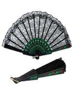 Lace Fiesta Fan