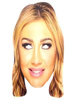 TOWIE Star Lauren Goodger Face Mask