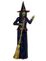 """Jointed Witch 6' 2"""""""