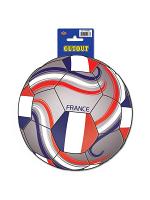 France Football Cutout