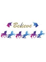 Unicorn Streamer Set