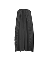 Fabric Black Cape 30""