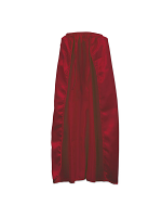 """Fabric Red Cape 30"""""""