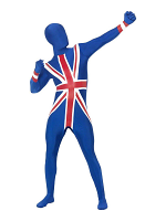 Union Jack Second Skin Suit 1234