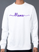 Custom Mama Design Sweatshirt/Hoodie