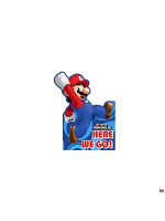 Super Mario Brothers Party Invitation Cards