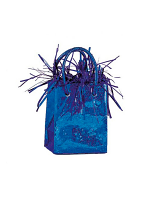 Balloon Weight Mini Handbag Royal Blue Prism