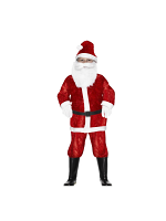 Childrens Santa Suit