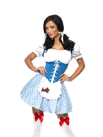 Miss Kansas (Dorothy) Costume