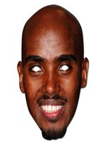 Mo Farah Face Mask