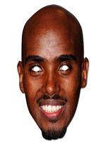Mo Farah Face Mask
