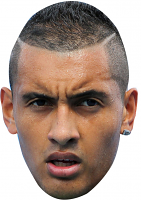 Nick Kyrgios Mask