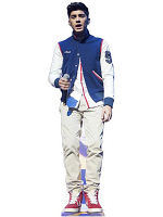 Zayn Malik One Direction Lifesize Cardboard Cutout