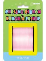 Curling Ribbon For Balloons Pastel Pink Small Roll