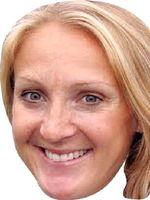 Paula Radcliffe Face Mask