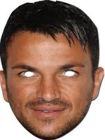 Peter Andre Face Mask