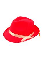 Neon Pink Gangster Hat