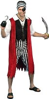 Pirate King Deluxe Costume 12345