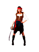 Pirate Ladies Costume
