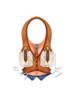 Plastic Cowgirl Vest