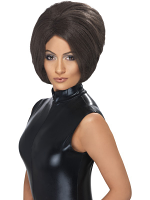 Posh Power Wig Brown