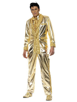 Elvis Gold Lame