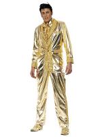 Elvis Gold Lame