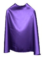 Purple Super Hero Cape