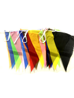 Polyester Rainbow Bunting