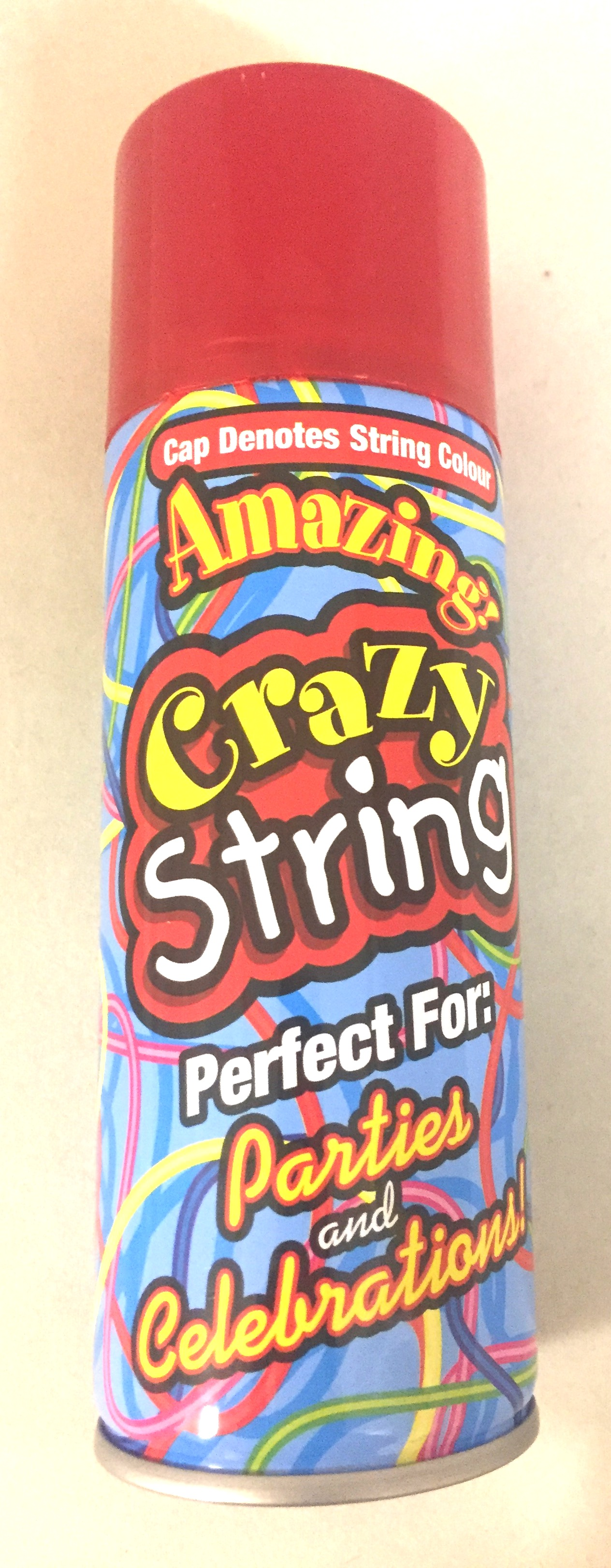 Silly String - Red