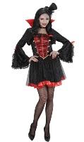 Sexy Vampire Costume 1234