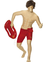 Second Skin Suit - Baywatch