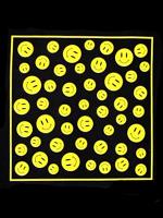 Smiley Face Emoji Bandana