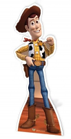 Woody - Toy Story Lifesize Cardboard Cutout