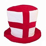 St. George's/England Topper Felt Hat