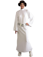 Princess Leia Deluxe Licensed Costume Star Wars