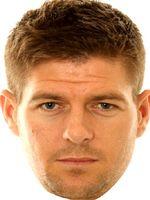 Steven Gerrard Face Mask