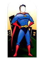 Superhero Stand-in