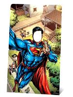 Superman Selfie Stand In