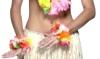 Hawaiian Flower Bracelet/Anklet ( 2)